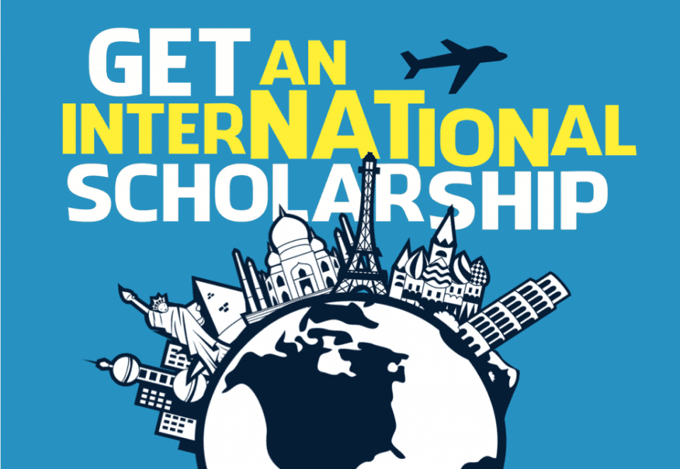 Scholarships for International Students 2019.