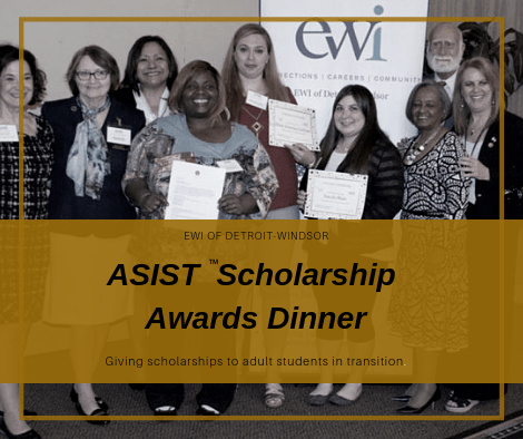 2019 Scholarship Awards Dinner.