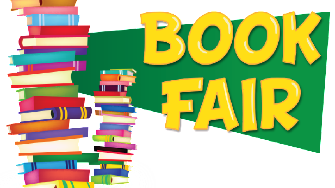 Book Fair Clipart.