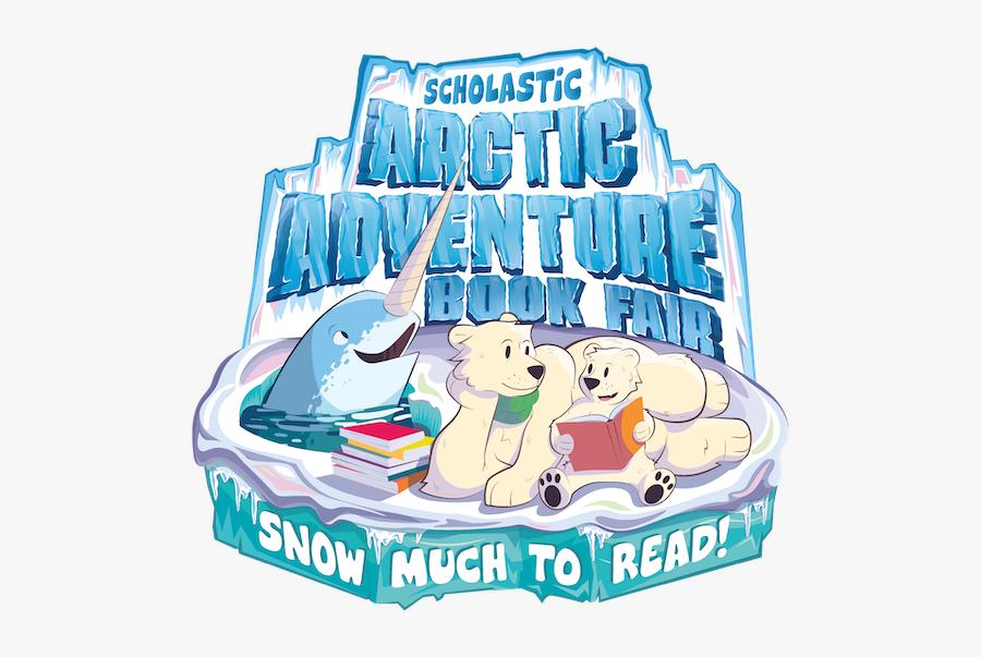Scholastic Book Fair Arctic , Free Transparent Clipart.