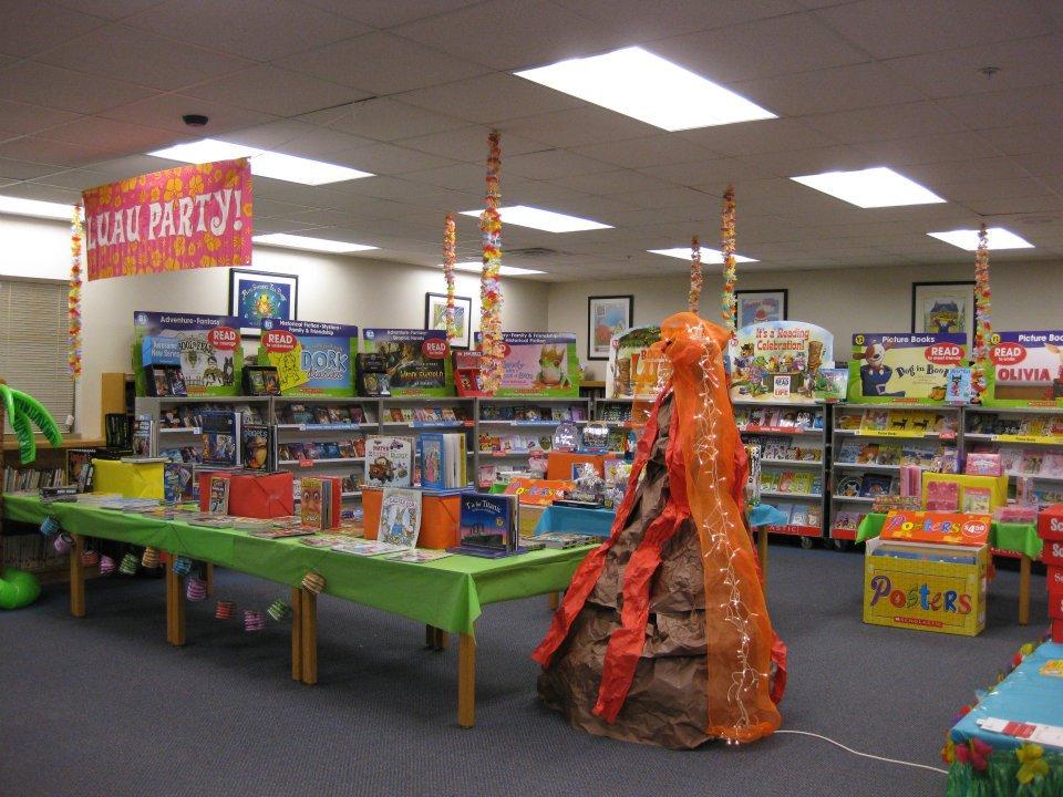 Book Fair Ideas (or How to Survive).
