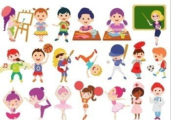 School activities clipart 2 » Clipart Portal.