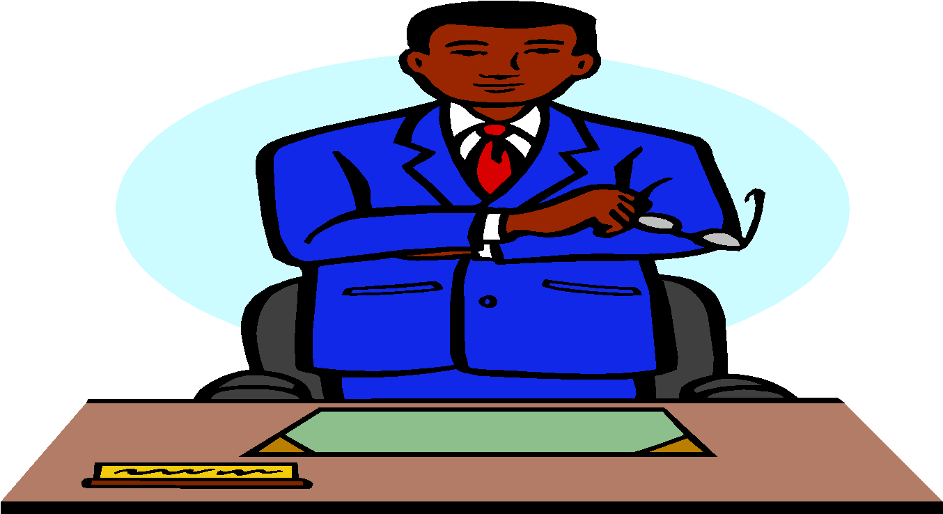 Office clipart school administrator, Office school.