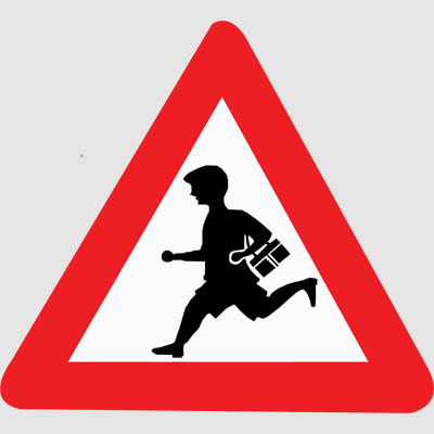 Pictures Of Road Signs For Children.