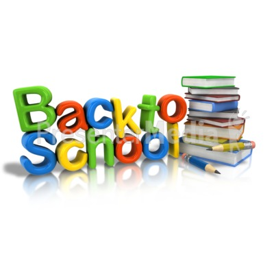 Back to School Clip Art, Animations, Videos PresenterMedia Blog.