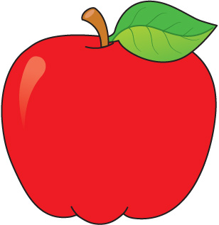 School apple clip art free clipart images.