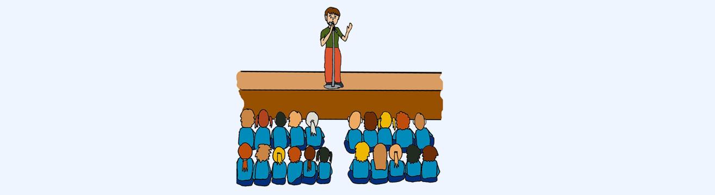 School Assemblies.