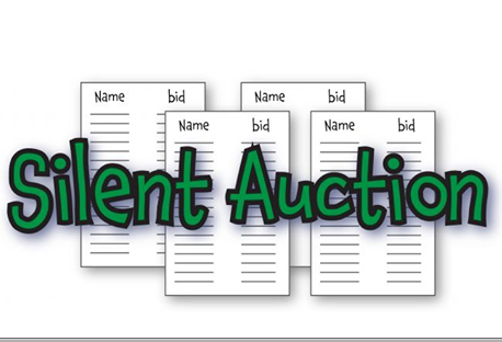Promote your silent auction with the PTO Today Clip Art.