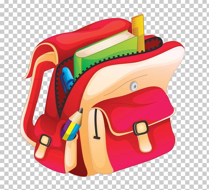 School Cartoon Bag PNG, Clipart, Backpack, Bag, Cartoon.