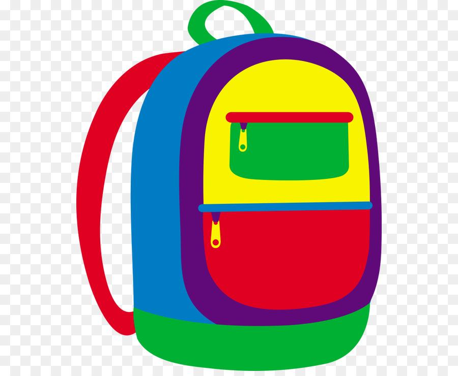 School Bag Cartoon png download.