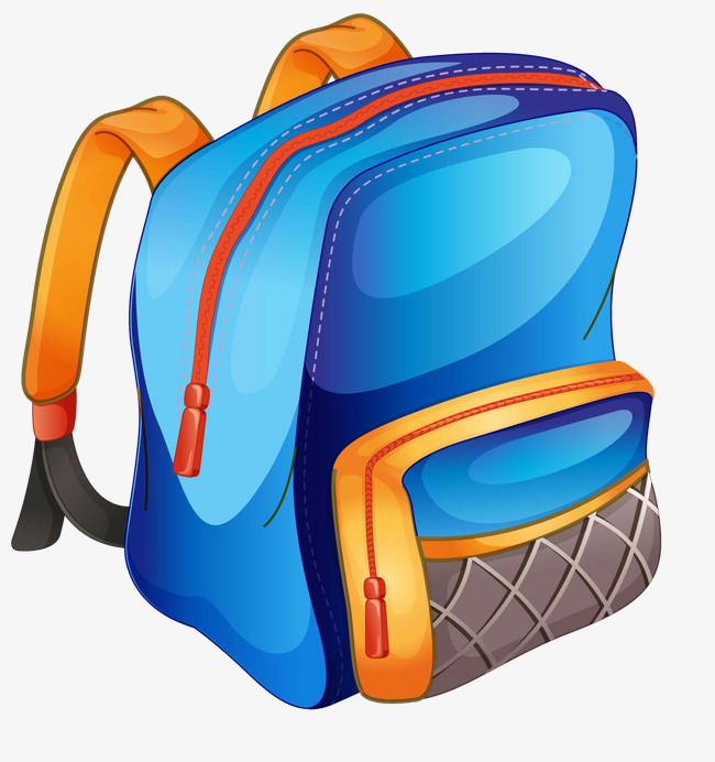 School bag clipart png 1 » Clipart Station.