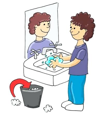 School bathroom clipart 1 » Clipart Station.