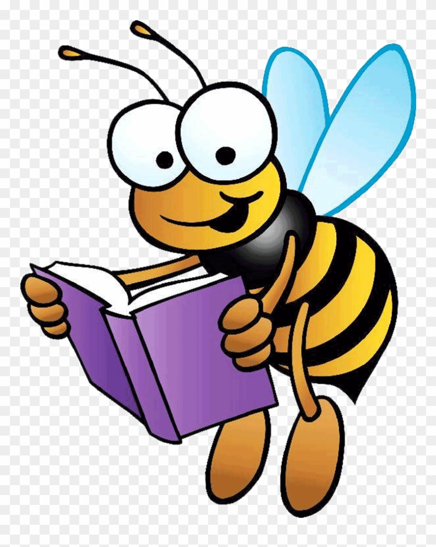 School Clipart Bee.
