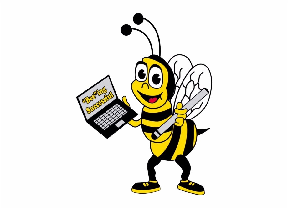 Bee School Clip Art, Transparent Png Download For Free.