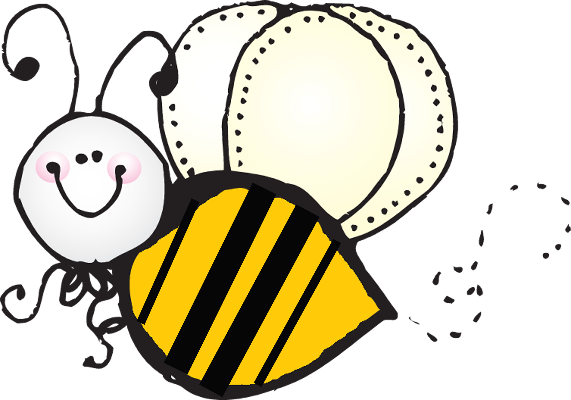 Spelling bee clip art 9.