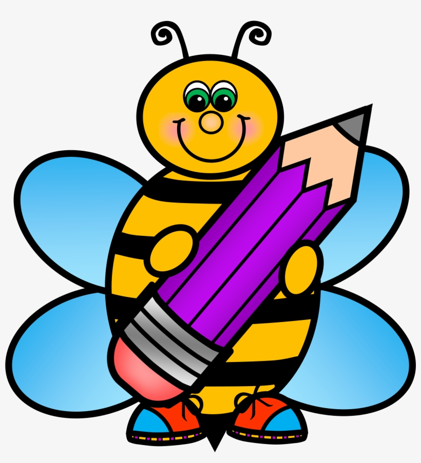 Bees Clipart Child.