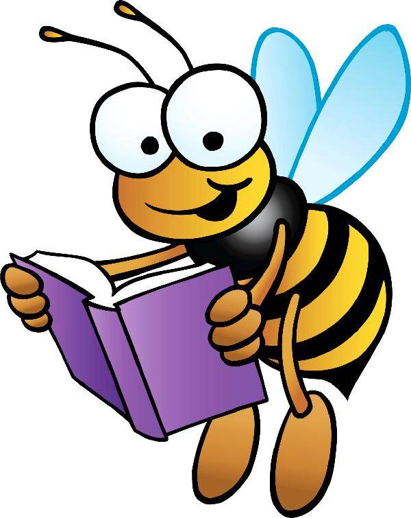 9313 Bee free clipart.