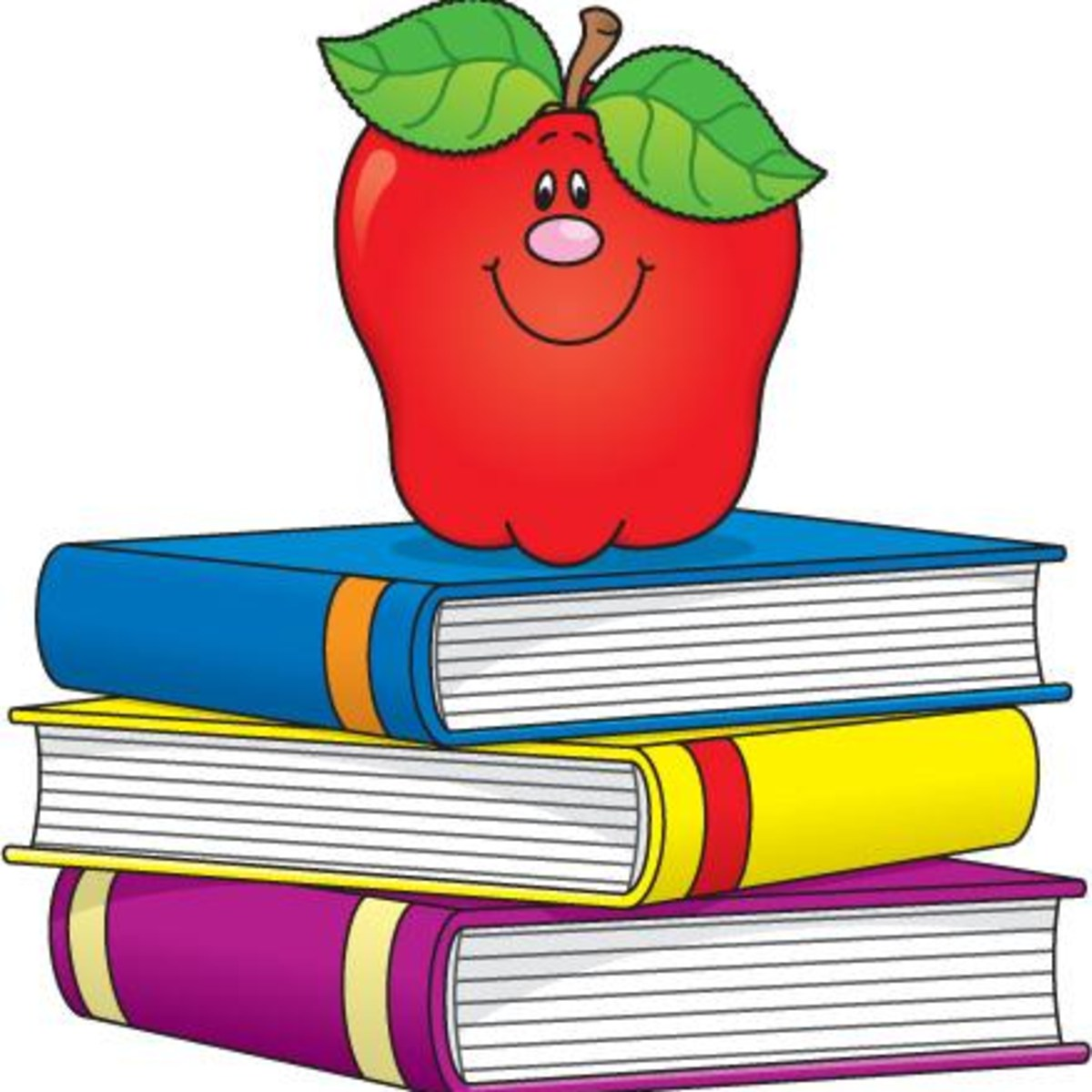 School book clipart 2 » Clipart Station.