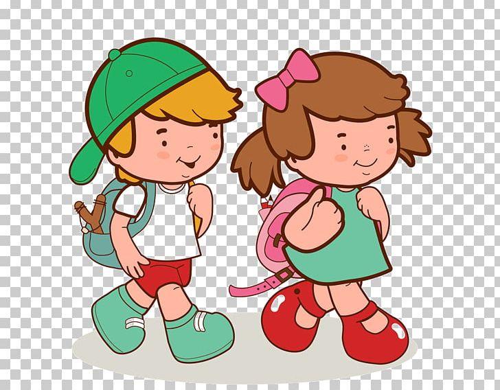 School Boy Girl PNG, Clipart, Area, Boy, Cartoon, Cartoon.