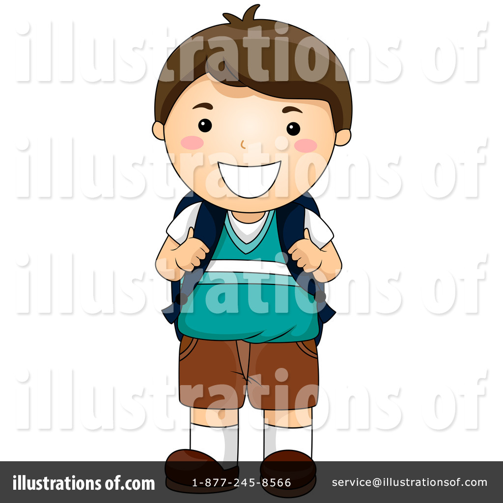School Boy Clipart #88416.