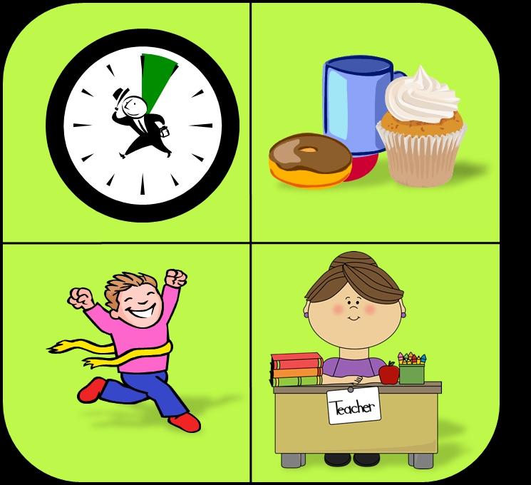 Break Time Clipart#2189620.