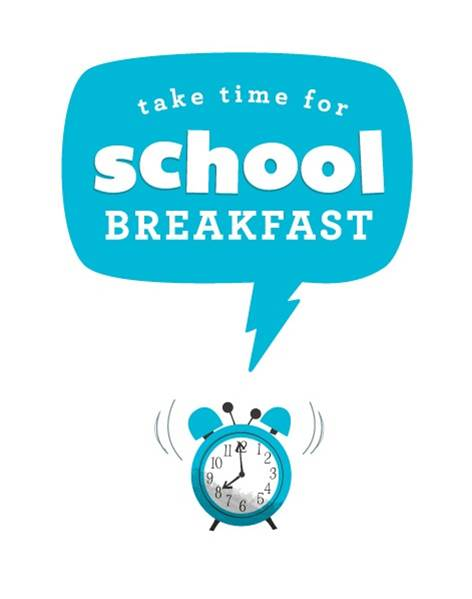 Free School Breakfast Clipart Image.