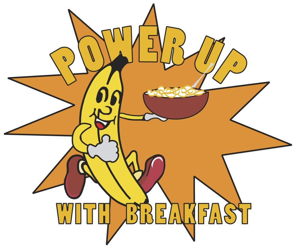 School Breakfast Clipart Free.