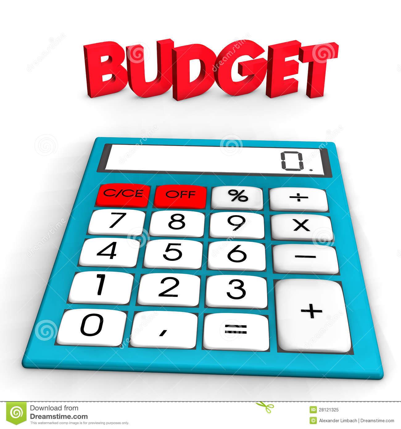 Budget Clip Art Free.
