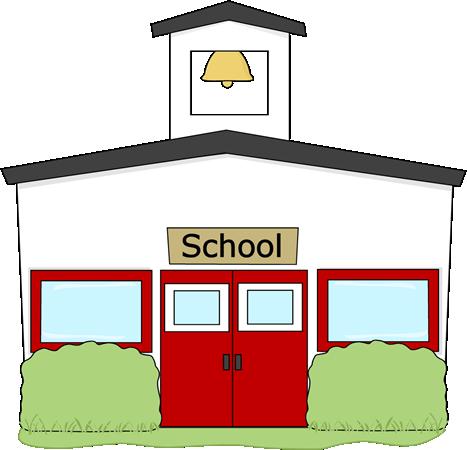 school building clip art.