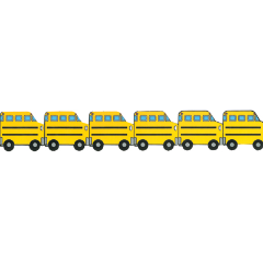 Similiar School Bus Border Keywords.