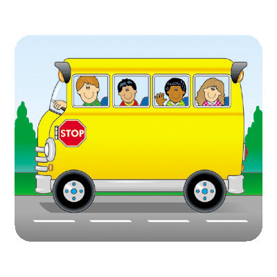 School Bus Borders Clipart Clipground