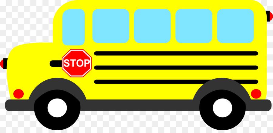 School Bus Art clipart.