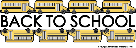 Free school bus clipart 4.