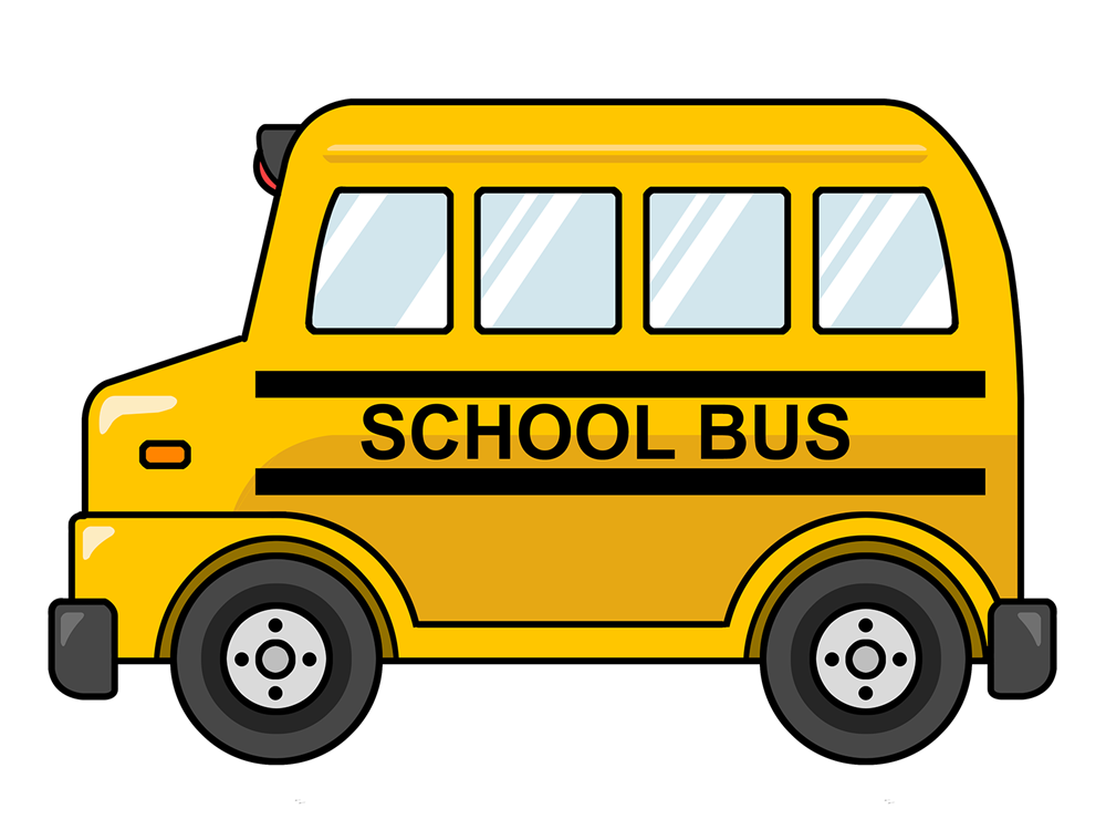 Free to Use & Public Domain School Bus Clip Art.