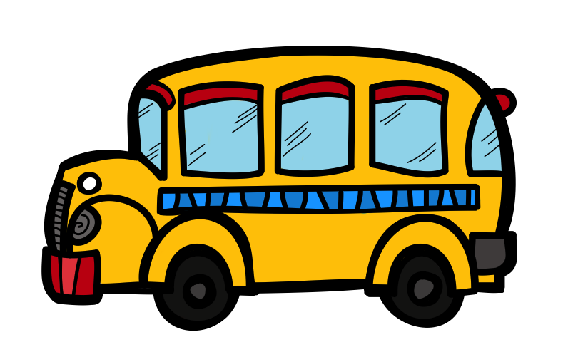The best free School bus clipart images. Download from 4425.