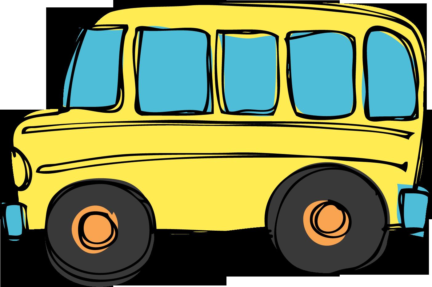 Best School Bus Clipart #658.