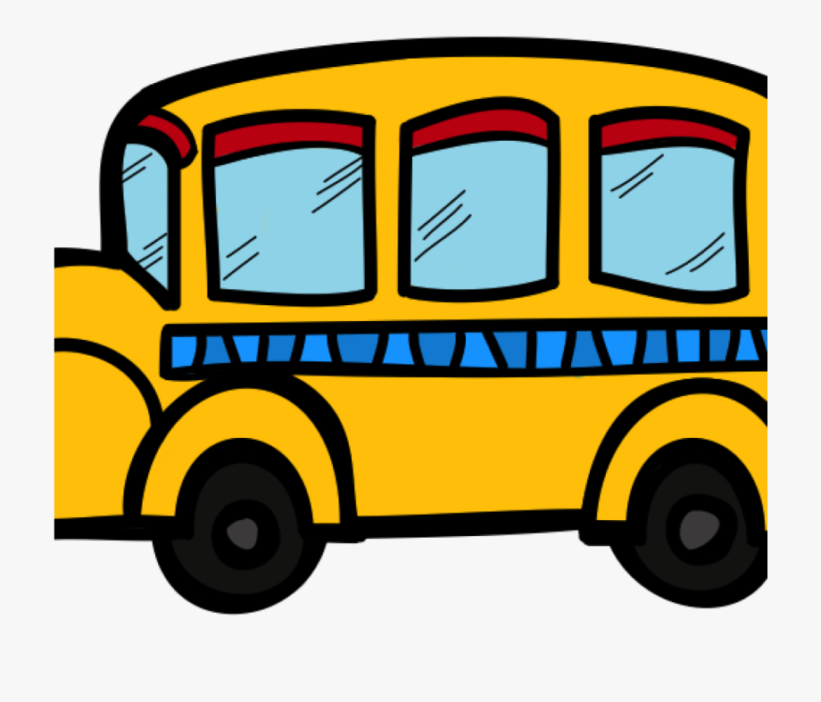 Banner Black And White Stock Free School Bus Clipart.