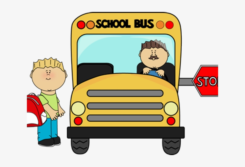 Bus Clipart Student.