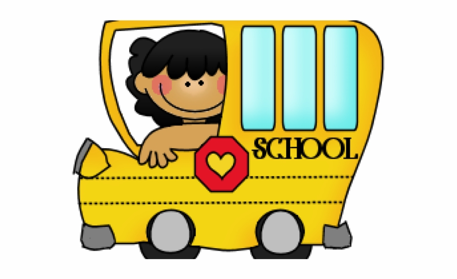 Bus Clipart Preschool.