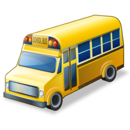 School bus Icon.