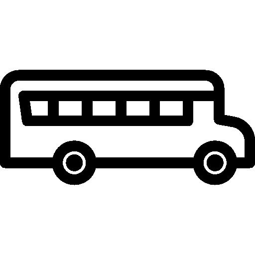 School bus Icons.