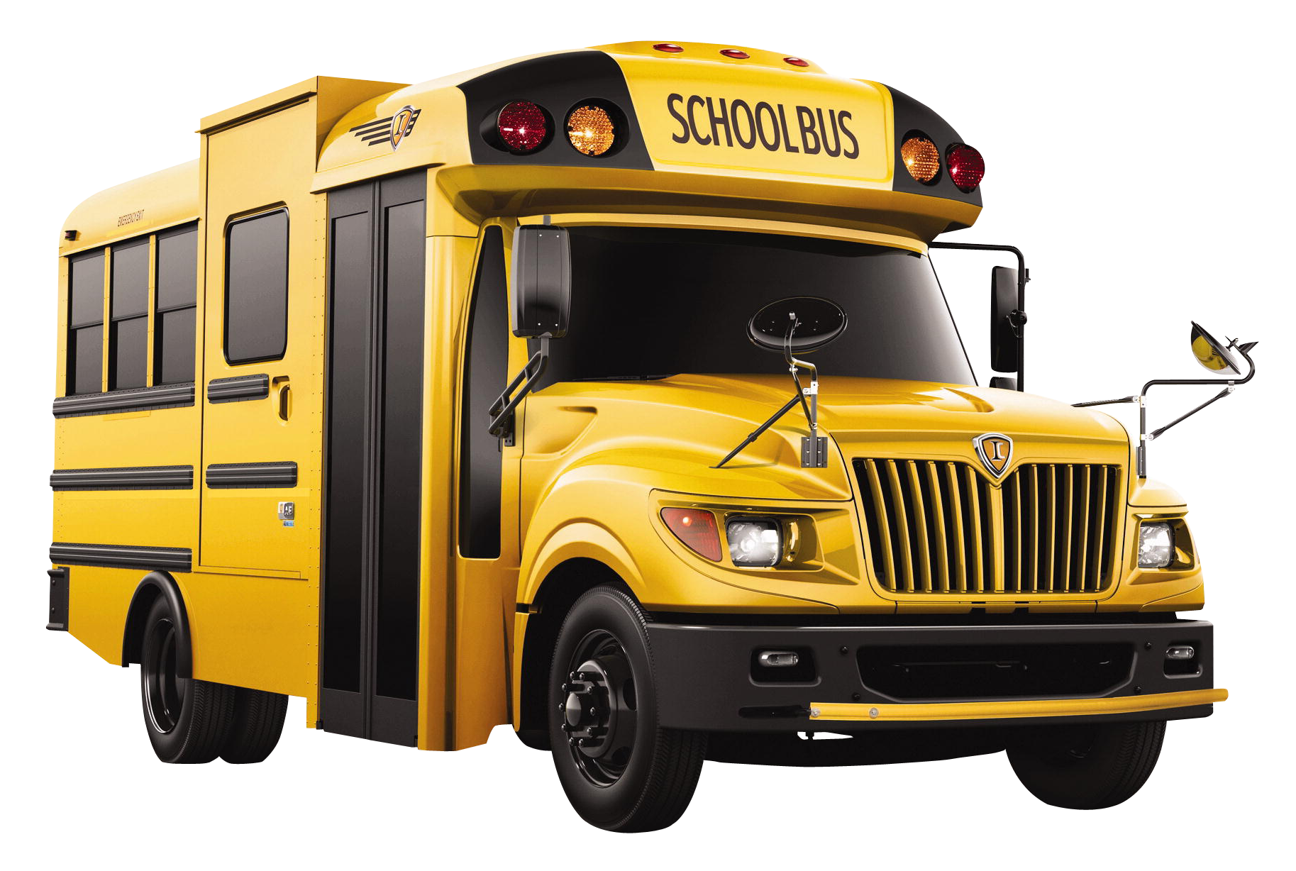 School Bus PNG Image.