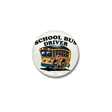 CafePress School Bus Driver Logo 1\