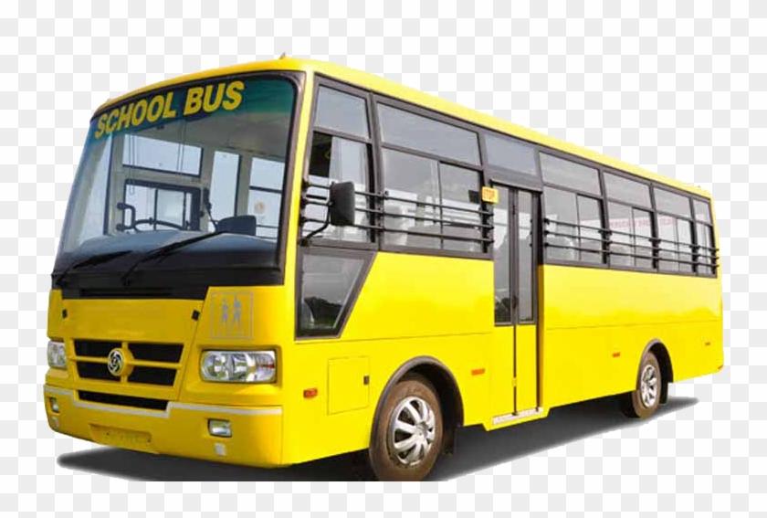 Transport School Bus, HD Png Download.
