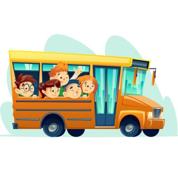 School Bus Png, Vector, PSD, and Clipart With Transparent.