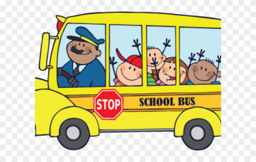 Safe Clipart Bus Safety.