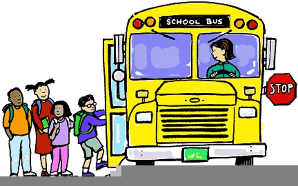School bus stop clipart » Clipart Portal.