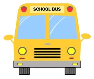School Bus Window Clipart.