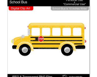 Free Clip Art School Bus.