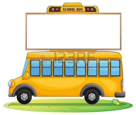 16,411 School Bus Cliparts, Stock Vector And Royalty Free School.